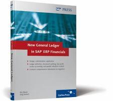 New General Ledger in SAP ERP Financials by Jörg Siebert and Eric Bauer...