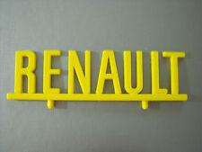ENSEIGNE  RENAULT  POUR  GARAGE  STATION   DEPREUX  VROOM  1/43  ALPINE  A 110