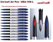 12 X Rodillo Uniball Air UBA-188-L Bolígrafo 0.7mm Azul Mitsubishi Genuino