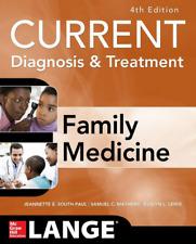 CURRENT DIAGNOSIS & TREATMENT IN FAMILY MEDICINE. ENVÍO URGENTE (ESPAÑA)