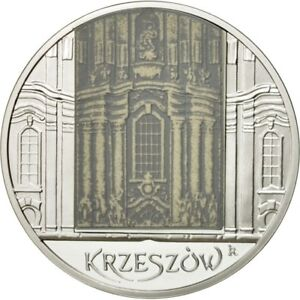 [#651038] Coin, Poland, 20 Zlotych, 2010, Warsaw, MS(65-70), Silver
