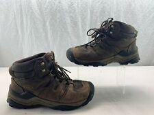 KEEN Men's Gypsum II Mid Waterproof Hiking Boot 1015298 Coffee Bean SIZE 10