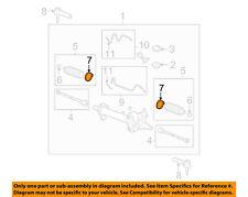 GM OEM Steering Gear-Boot Kit Clamp 11562064