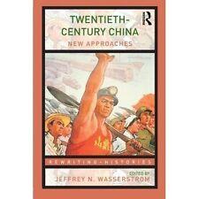 Twentieth-Century China: New Approaches (Rewriting Histories), Very Good Conditi