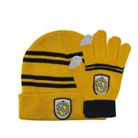 Harry Potter set bonnet et gants enfant Hufflepuff conducteur poutsouffle  601185 24271972461