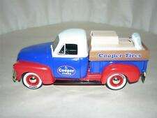 COOPER TIRES1952 3100 PICKUP BANK TRUCK NEW W/ ORIGINAL BOX & PACKING 1/34 SCA.