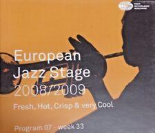 RADIO SHOW:EUROPEAN JAZZ STAGE 07/33 HELEEN VAN DEN HOMBERGH, GUUS JANSSEN