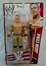 WWE Basic Series 34 Superstar #61 John Cena 2013 Mattel Action Figure WWF NXT