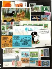 Finland - mint and used collection, sets, singles, booklets, etc. (CV $140.00)
