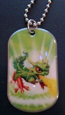Topps Skylanders Giants Dog Tag Camo # 17 of 44 Necklace
