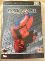 GHOST IN THE SHELL - STAND ALONE COMPLEX- VOLUME 1 - 4 Episode