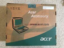 NEW Acer ezDock II EZ2+ LC.D0303.002 Port Replicator Docking Station