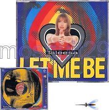 """TALEESA """"LET ME BE"""" RARE CDM ITALO DANCE - MINT"""