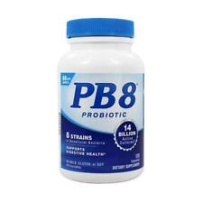 PB 8 Pro-Biotic Acidophilus, Nutrition Now, 120 capsules each
