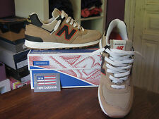 ZAPATILLAS NEW BALANCE 574 USA CONOISSEUR GUITAR UK 8  LIMITED EDITION SHOES