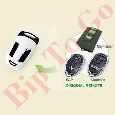 Remote Control Compatible Rolling Code Motorline, Skymaster, ECP Code 1, Code 2