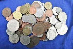 BULK BRITISH PRE DECIAMAL COINS CHOOSE YOUR DENOMINATION & AMOUNT FREE UK POST