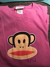 Paul Frank Womens T-Shirt long sleeve Pink Size S