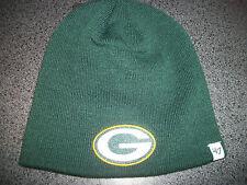 Green Bay Packers 47'  Hat Cap NWT Stocking beanie Skull sz 8-20 youth