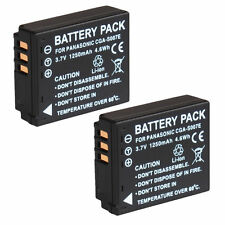 Unbranded/Generic Camera Batteries for Panasonic LUMIX