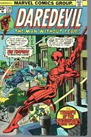 Daredevil #126, VG+ 4.5, 1st Appearance Torpedo