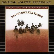 Blood, Sweat & Tears * SEALED MFSL UDSACD 2009 limited HYBRID SACD