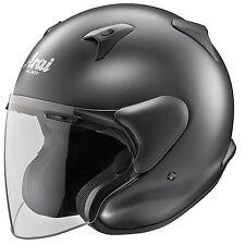 Arai X-Tend Open Face Touring Scooter Motorcycle Helmet Diamond Black XS