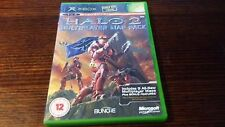 Halo 2 Multiplayer Map Pack (Microsoft XBOX) Multi Player Shooter FPS Complete