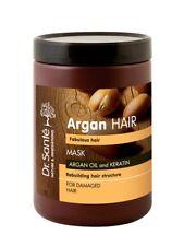 Fabulous Hair MASK for Damaged Hair Argan oil & Keratin 1000ml Dr.Sante 5124