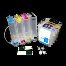 Ciss Recharge CARTOUCHE Remplissable D'Encre Imprimante Rapide Remplir pour Hp