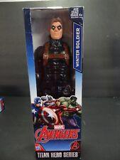 Winter Soldier 2016 NIB Marvel Avengers Titan Hero Series HASBRO Figure