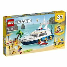 BRAND NEW LEGO CREATOR 3 IN 1:CRUISING ADVENTURES 31083 SEALED IN BOX