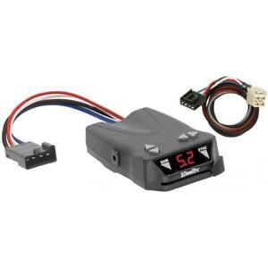 Trailer Brake Control for 15-19 Silverado Sierra 2500 3500 HD w/ Plug Play