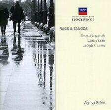 Joshua Rifkin - Rags & Tangos: Works By Scott Nazareth & Lamb [New CD]