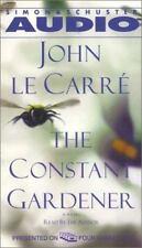 The Constant Gardener le Carre, John Audio Cassette