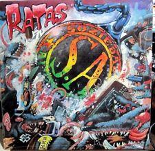 "Soziedad Alkoholika – Ratas. LP 12"" Vinilo Nuevo Precintado. 1995. Muy Raro +++"