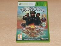 Tropico 4 Xbox 360 (NTSC Region Free Disc) **FREE UK POSTAGE**