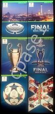 ALL 5+1 Berlin 2015 cards - Panini Adrenalyn XL Champions League 2014/15 UPDATE