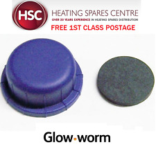 GLOW WORM ENERGYSAVER 30 40 50 60 70 BOILER CONDENSATE CAP & WASHER 2000802153