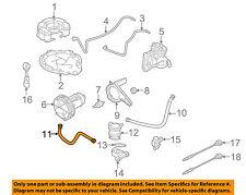 VW VOLKSWAGEN OEM 09-10 Jetta 2.0L-L4 Emission-Connector Tube 1K0131128D