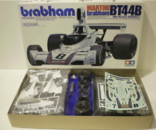 Tamiya 1/12 Brabham BT-44B F-1 (1/12 Big Scale Car:12018) Plastic Model Kit