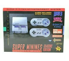 🔥Super Minines Entertainment System Classic Edition 500 Classic Nes Games 🔥