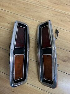 FORD FALCON XA XB XC UTE WAGON SET OF TAIL LIGHTS TAILLIGHTS COMPLETE