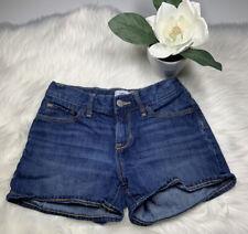 Old Navy Girls Denim Shorts Size 10 Blue