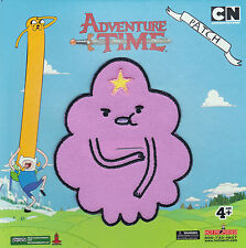 Adventure Time with Finn and Jake Lumpy Space Princess LSP Iron On Patch ~ NEW