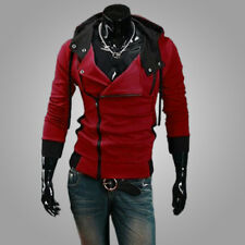 Stylish Creed Hoodie men's Cosplay For Assassins Cool Slim Jacket Costume New