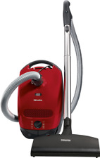 Miele Classic C1 Cat and Dog Vacuum Cleaner with Electric Electro Brushes