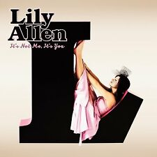 LILY ALLEN ( NEW SEALED CD ) IT'S NOT ME, IT'S YOU [PA] ECD