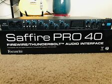 Focusrite Saffire PRO 40 Digital Recording Interface