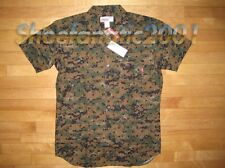 Supreme Comme des Garcons Loop Collar shirt Olive Camo Box Logo Floral Large CDG